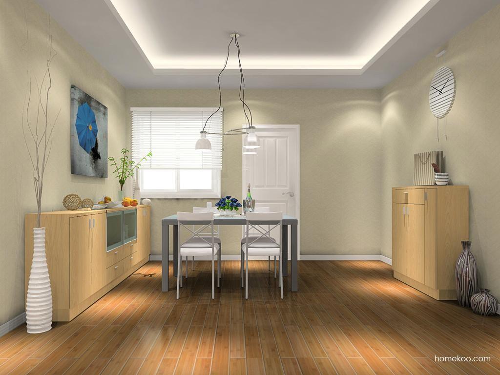 新实用主义餐厅家具E8632
