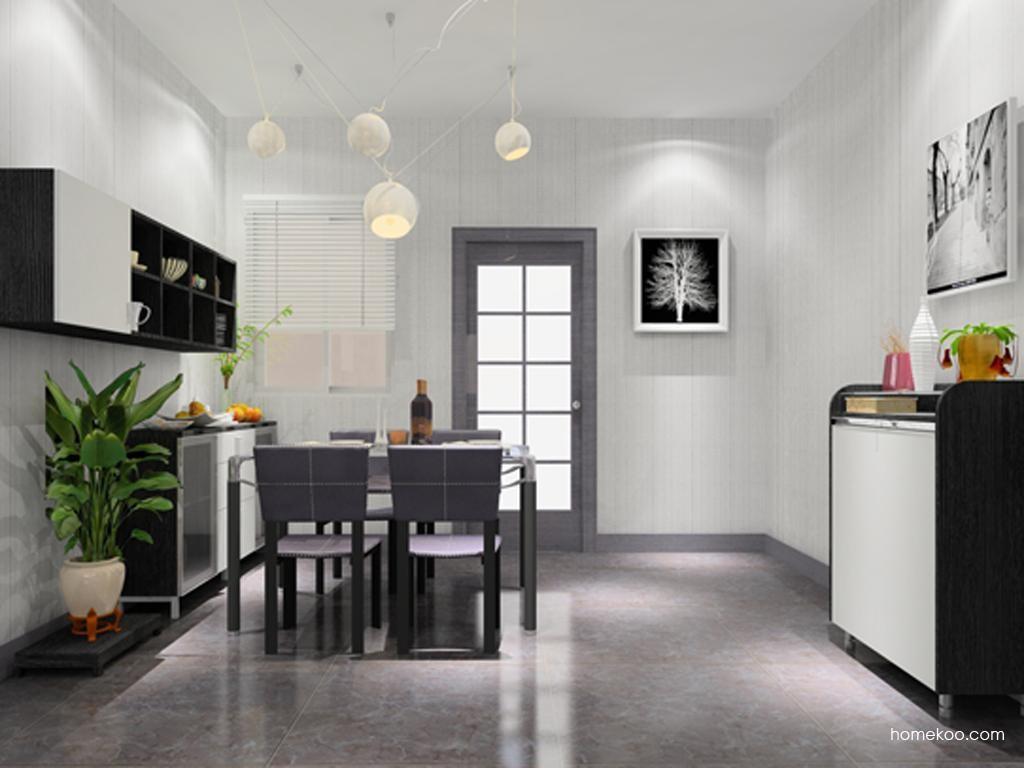 简约主义餐厅家具E8635