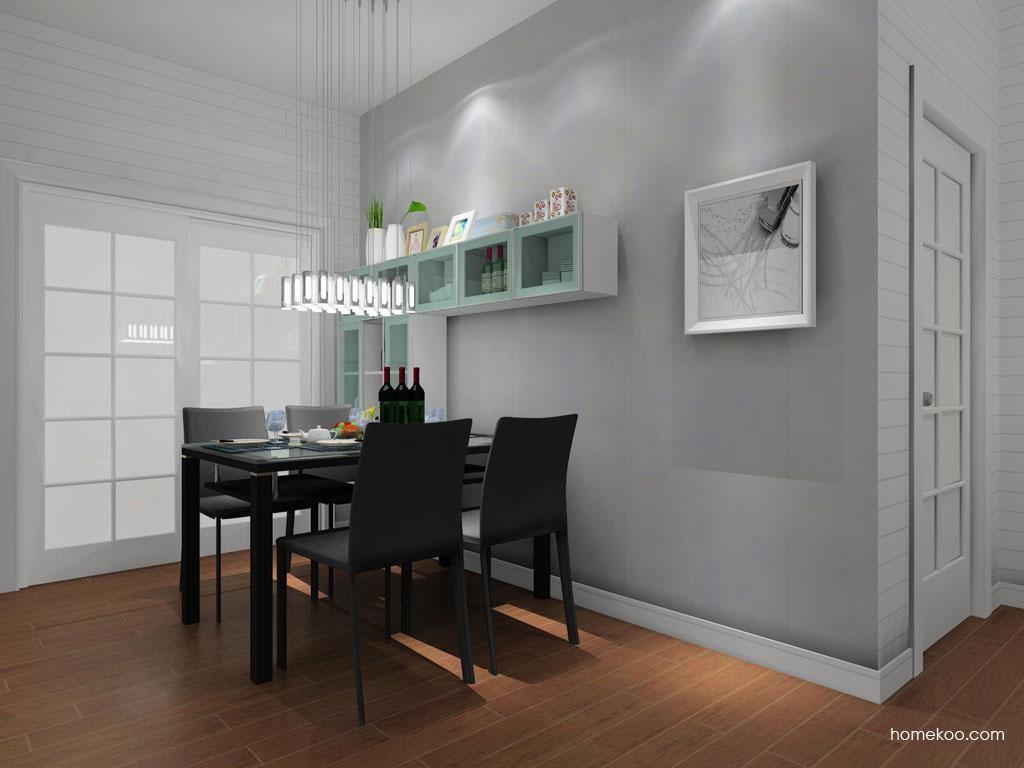 简约主义餐厅家具E8661