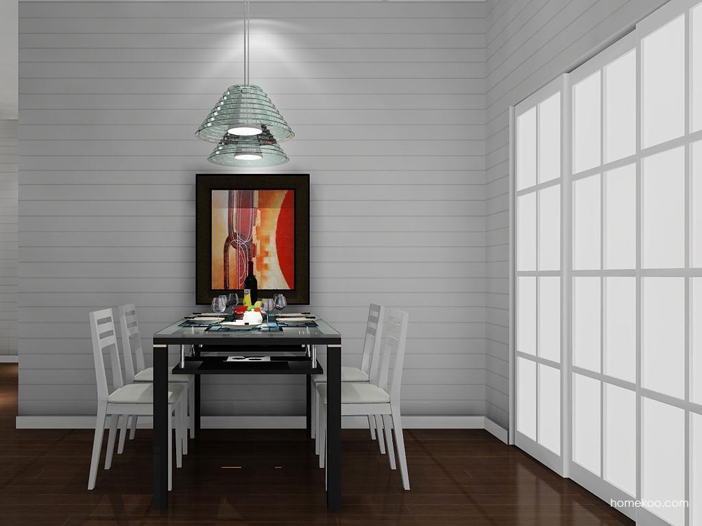 新实用主义餐厅家具E8665