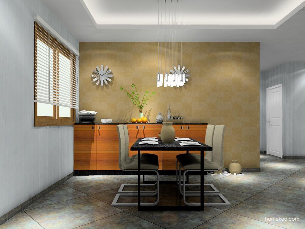 德国森林餐厅家具E8671