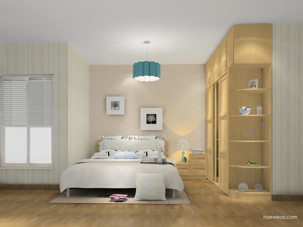 丹麦本色卧房家具A11484