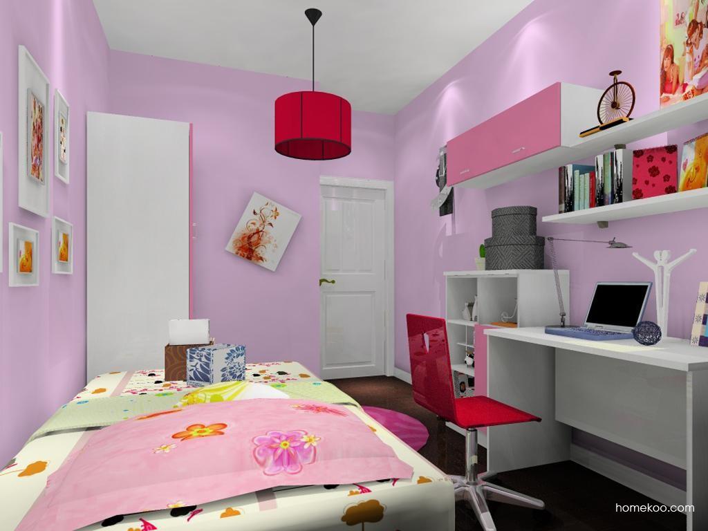 女孩的梦青少年房B11086