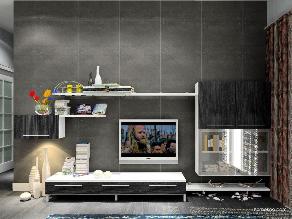 简约主义客厅家具D8699