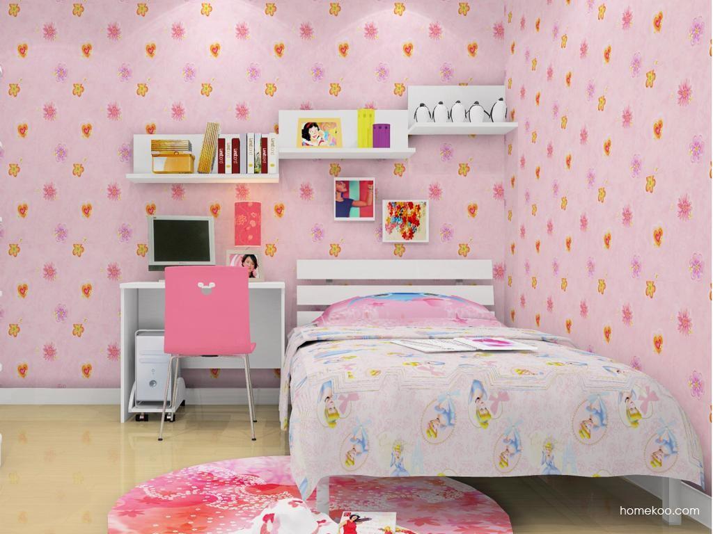 女孩的梦青少年房B11088