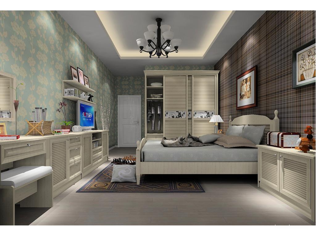 英伦印象卧房家具A11504