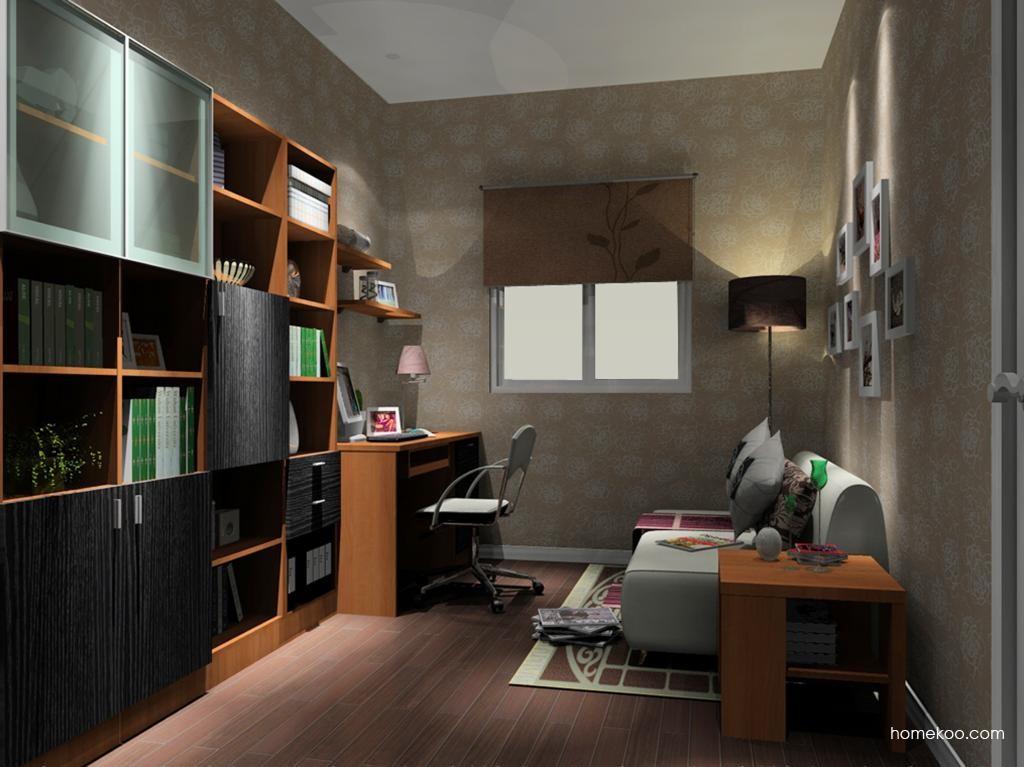 新实用主义书房家具C10563