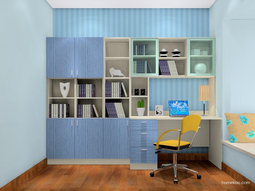 新实用主义书房家具C1294