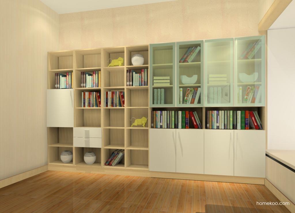 书房家具C1301