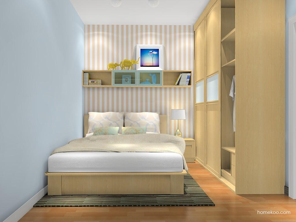 丹麦本色卧房家具A11542
