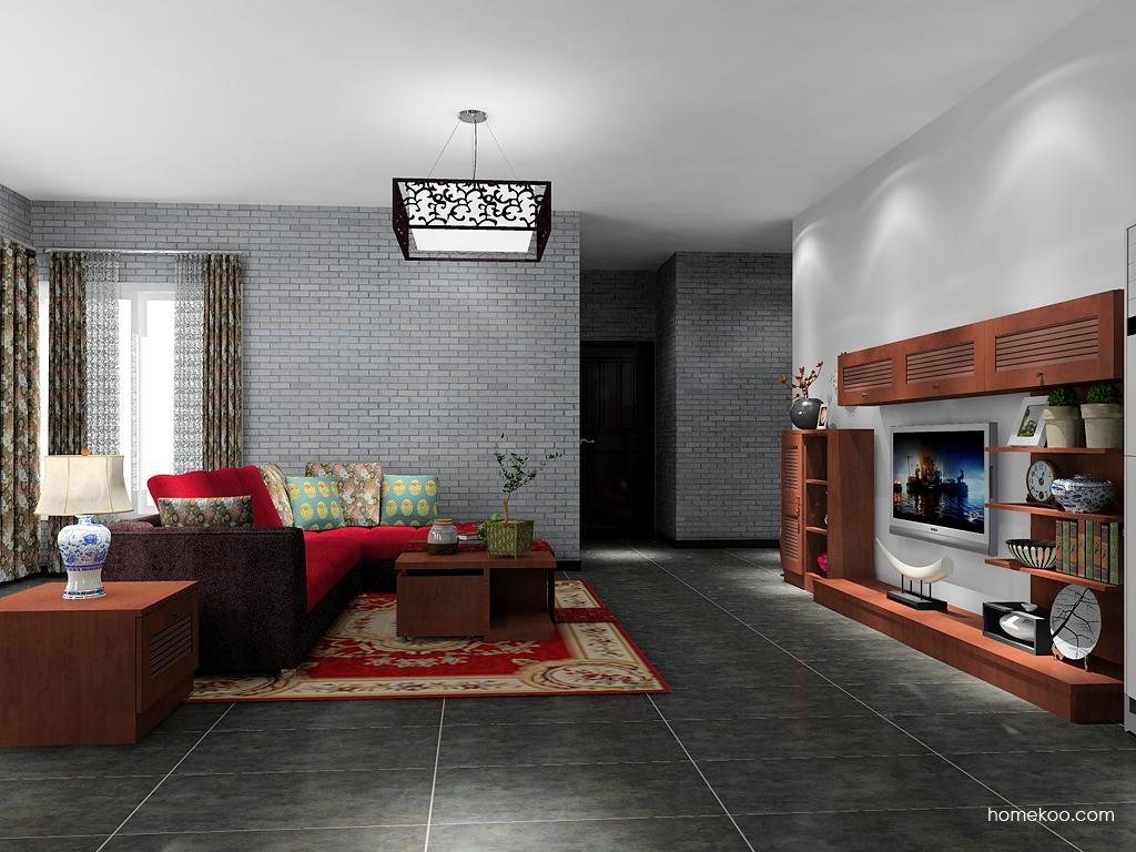 新中式主义客厅家具D8736