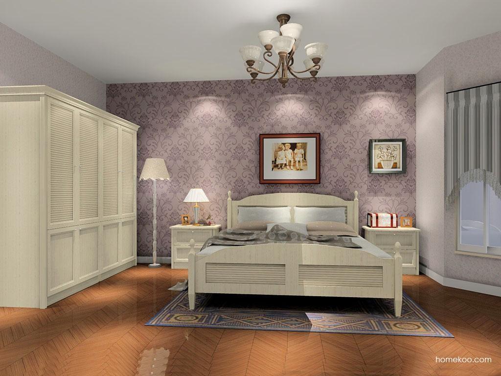 英伦印象卧房家具A11527