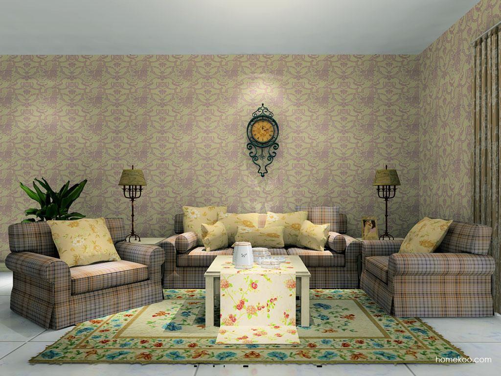 英伦印象客厅家具D8751