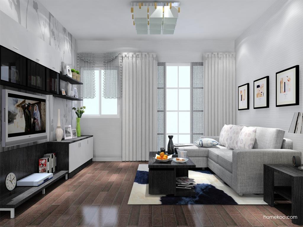 新实用主义客厅家具D8752