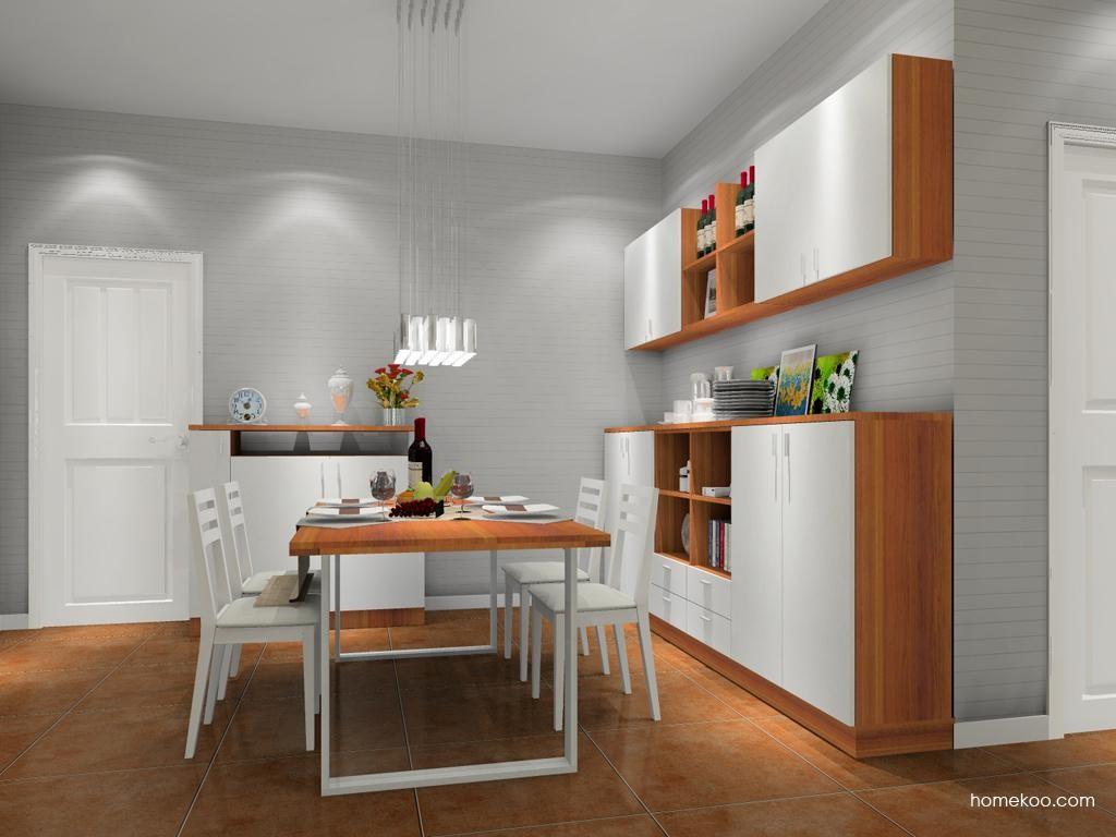 新实用主义餐厅家具E8766