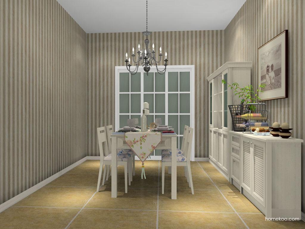 英伦印象餐厅家具E8770