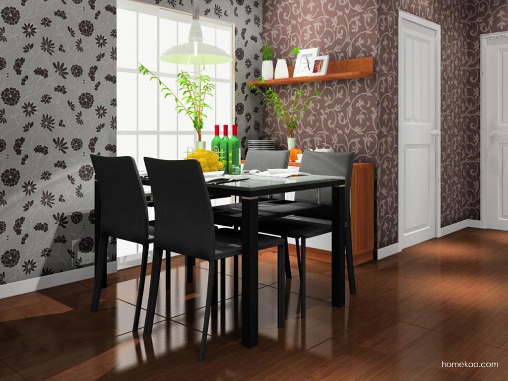 新实用主义餐厅家具E8773