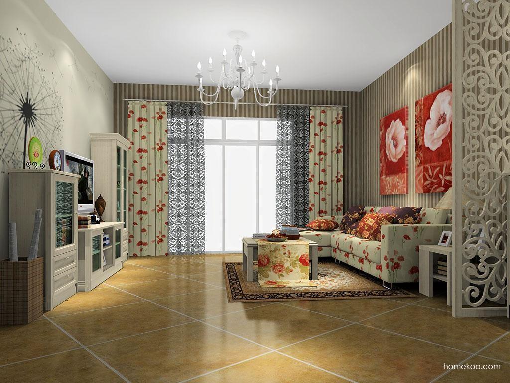 英伦印象客厅家具D8787