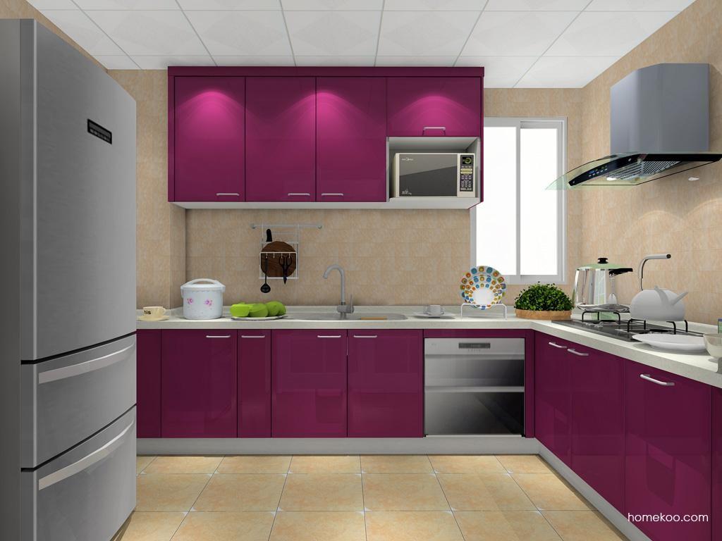 紫晶魅影橱柜F10544