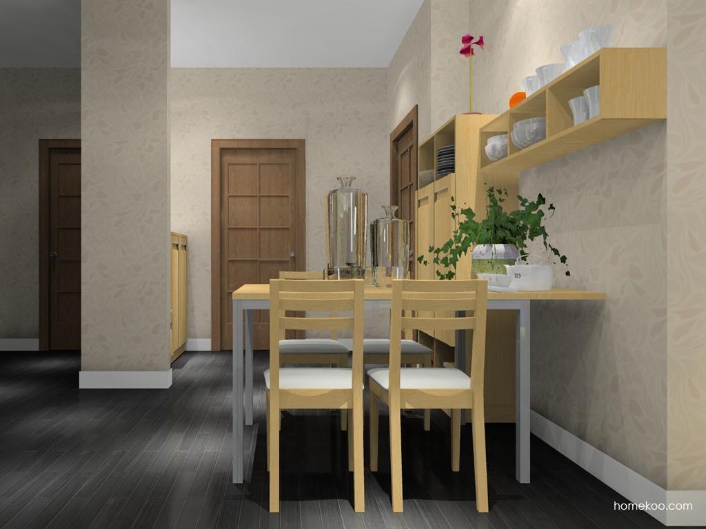 丹麦本色家具E8835