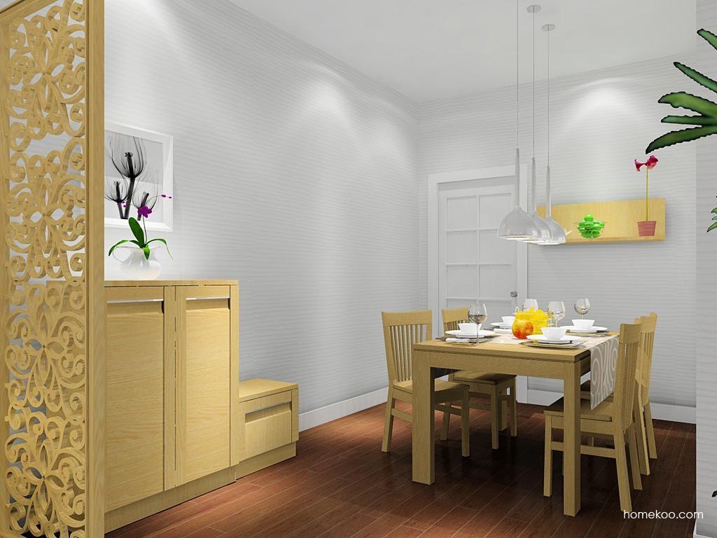 丹麦本色餐厅家具E8839