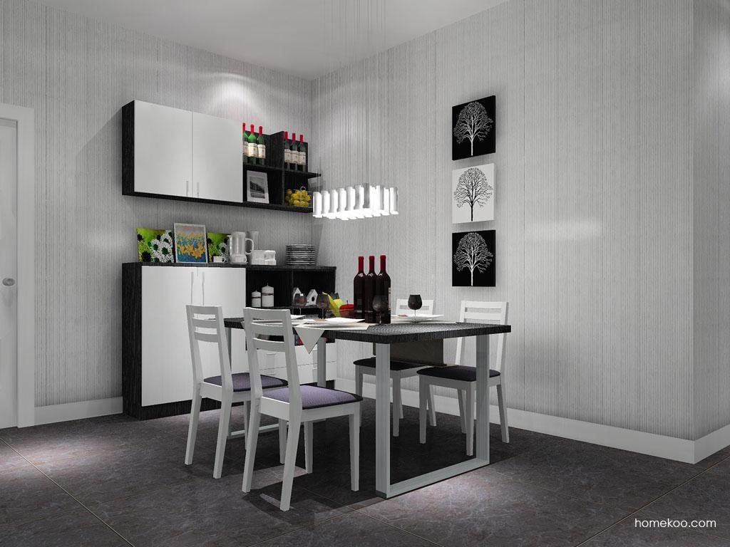 简约主义餐厅家具E8841