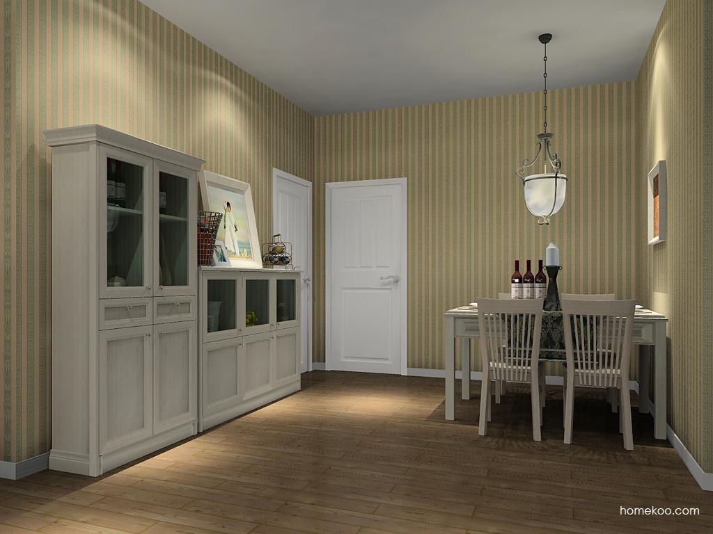 英伦印象餐厅家具E8853