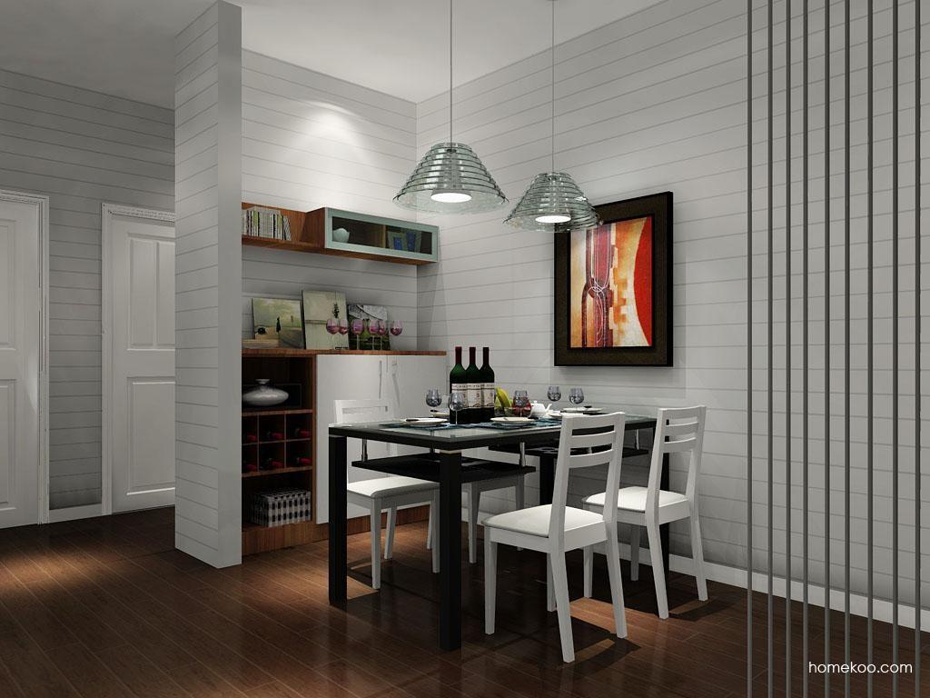 新实用主义餐厅家具E8857