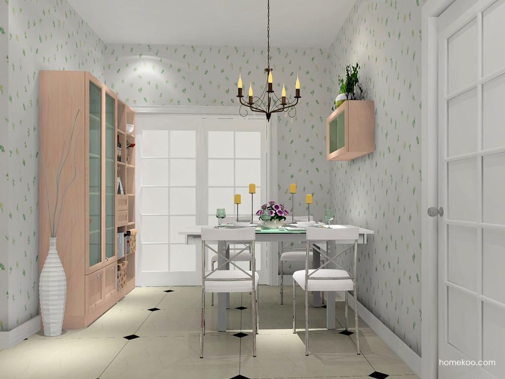 北欧阳光餐厅家具E8859