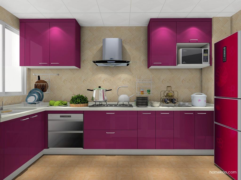 紫晶魅影橱柜F10568