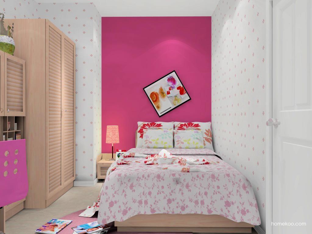 女孩的梦青少年房B11123