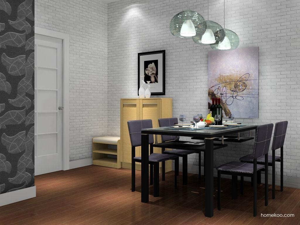 丹麦本色餐厅家具E8870