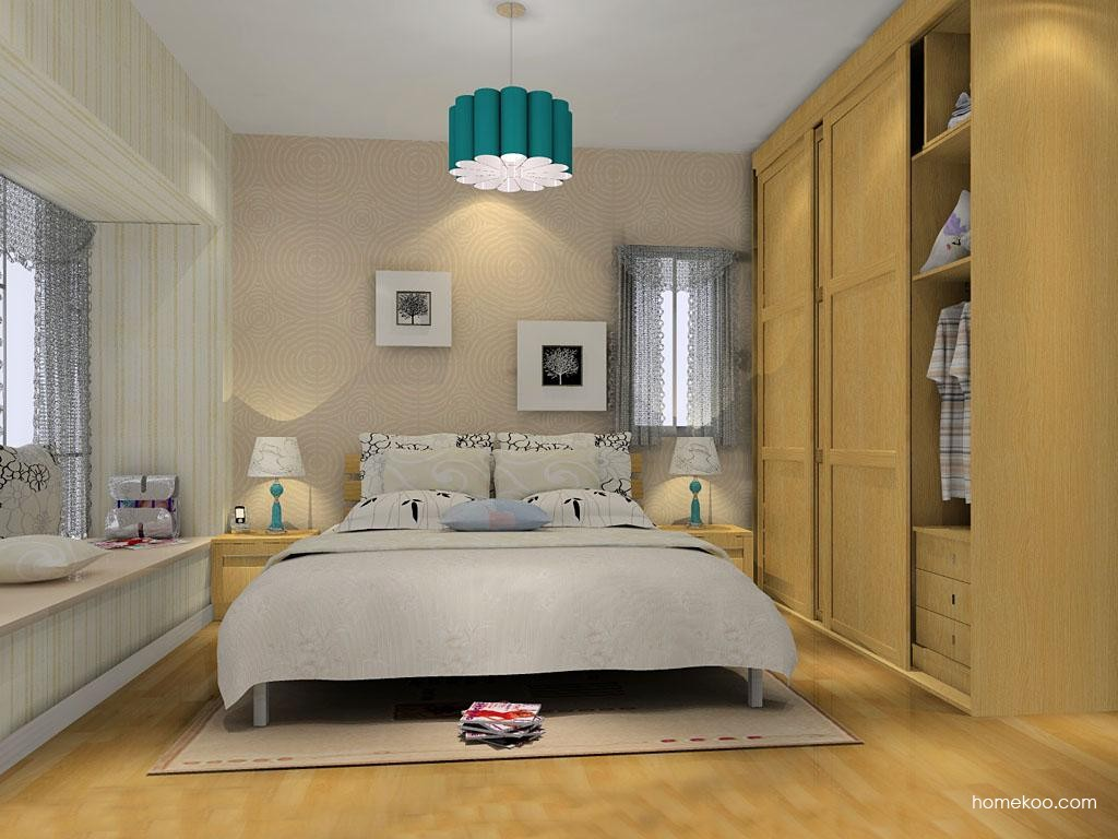 丹麦本色卧房家具A11665