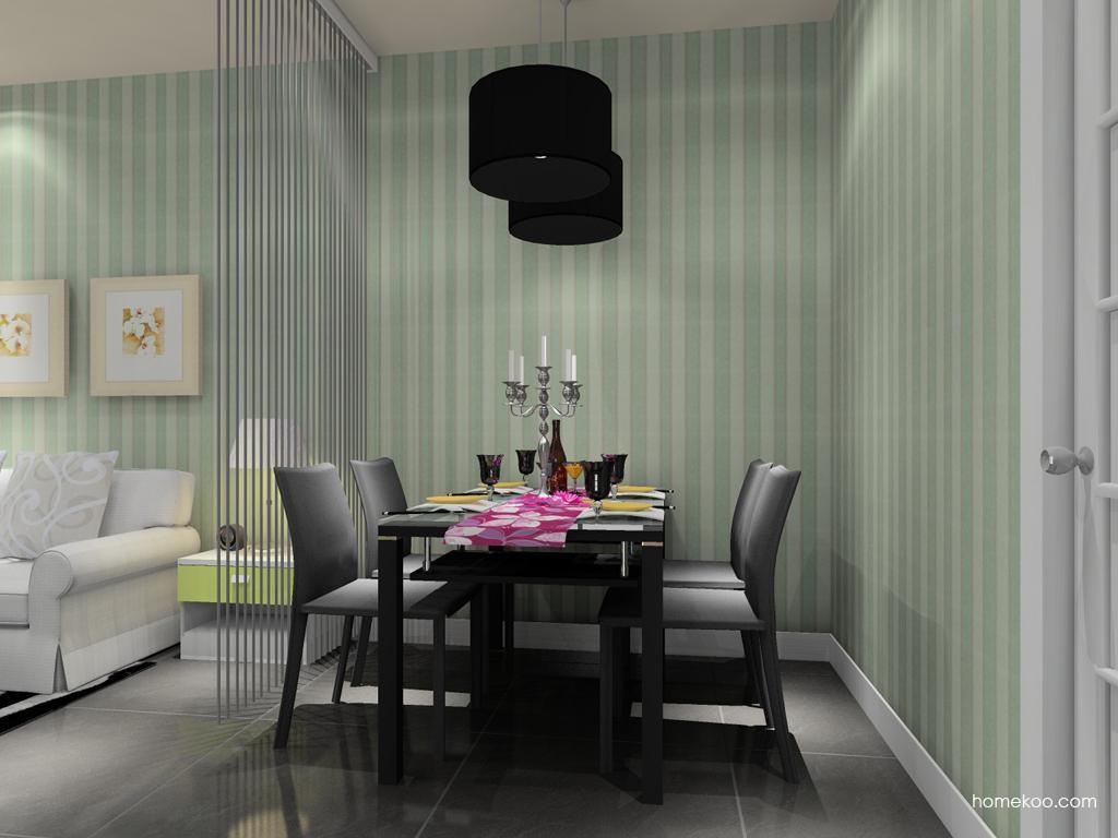 浪漫主义餐厅家具E8892