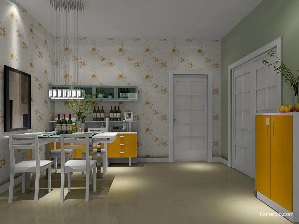 浪漫主义餐厅家具E8909