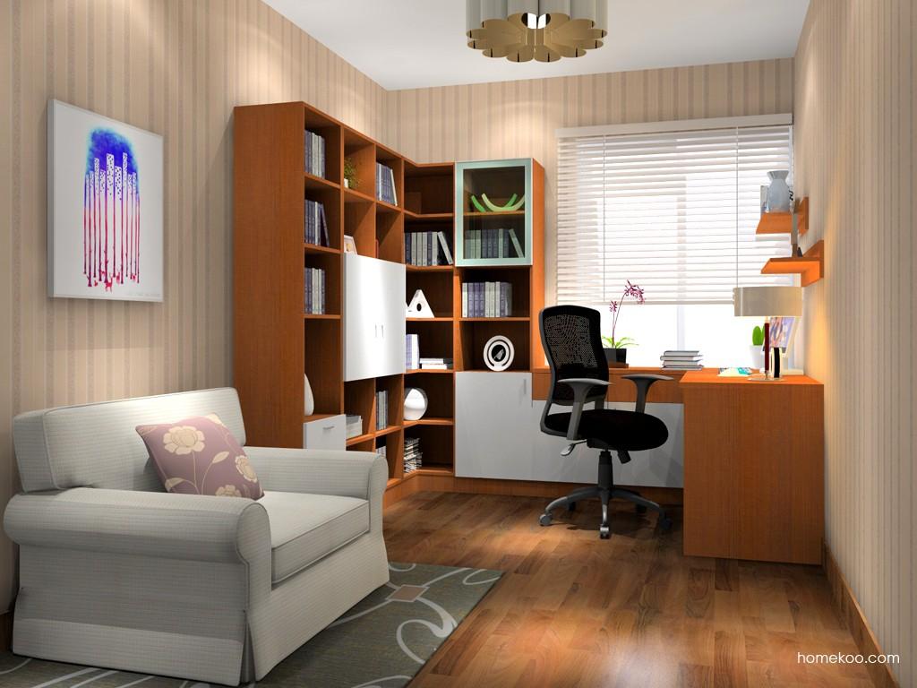 新实用主义书房家具C1318