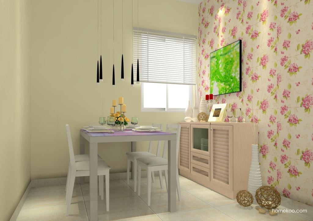 餐厅家具E0003
