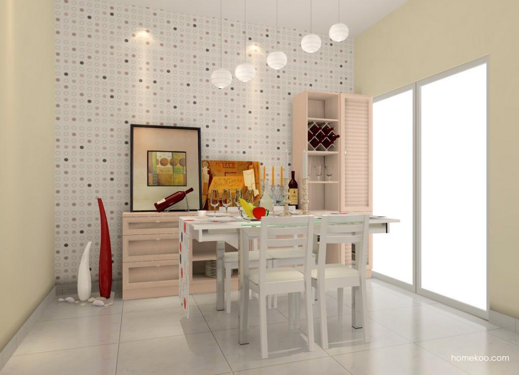 餐厅家具E0004