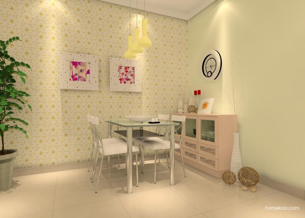 餐厅家具E0008