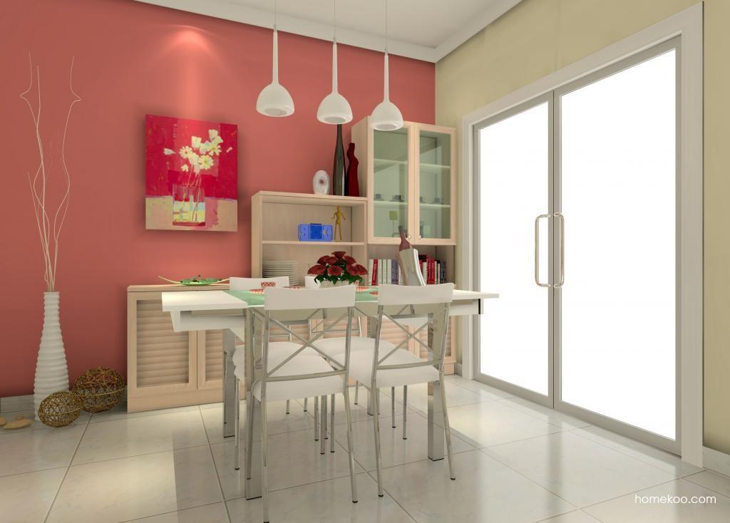 餐厅家具E0012