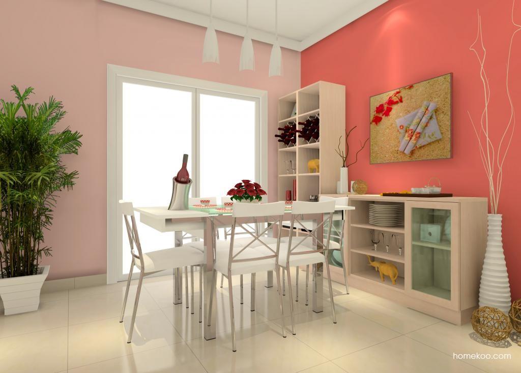 餐厅家具E0013