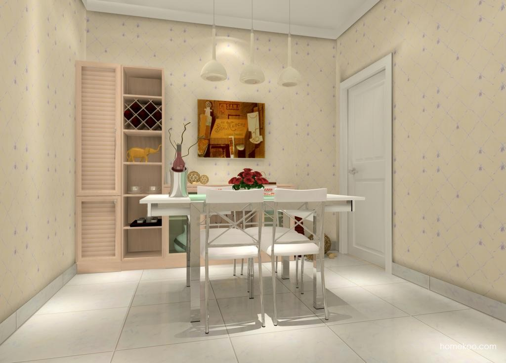 餐厅家具E0015