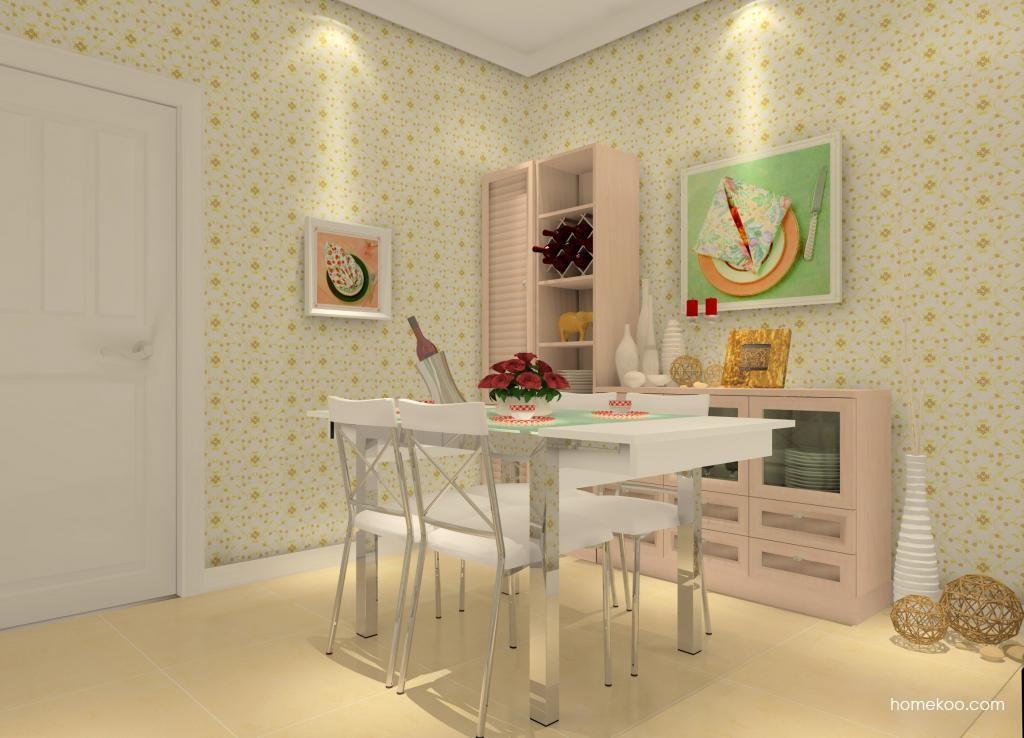 餐厅家具E0017