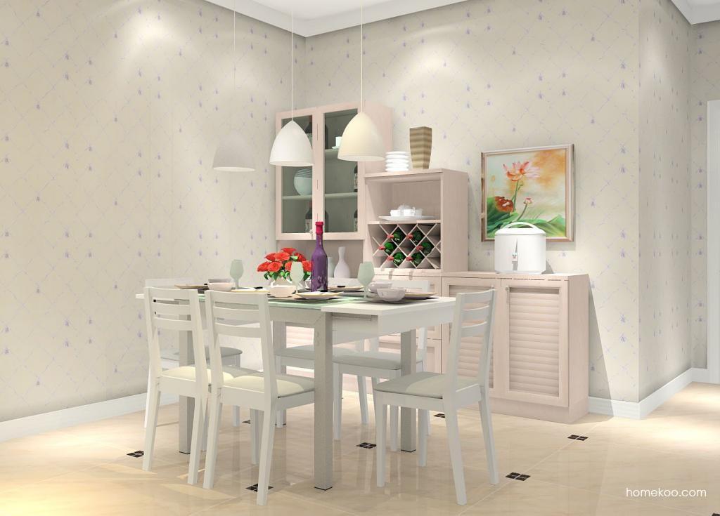 餐厅家具E0019