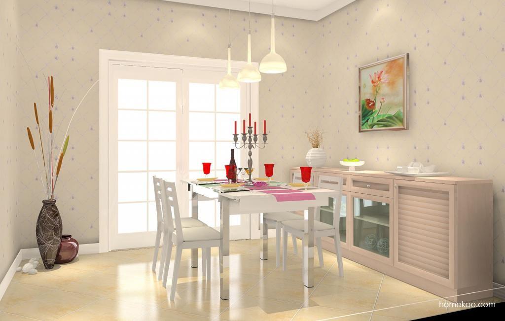 餐厅家具E0026