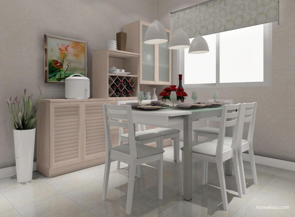 餐厅家具E0027