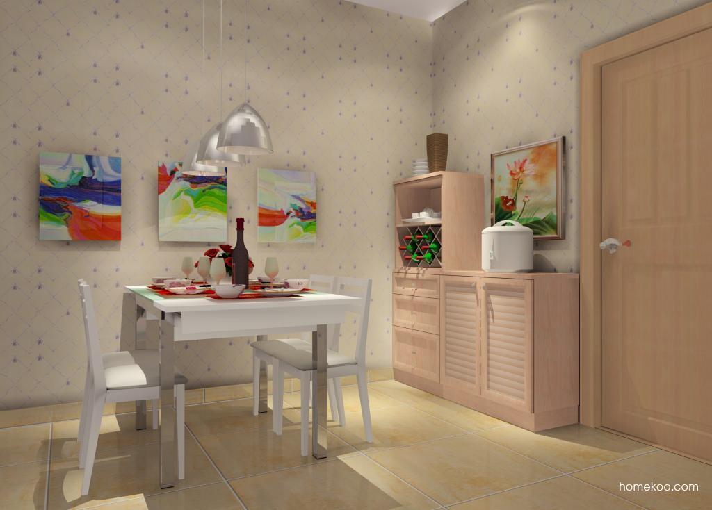 餐厅家具E0031