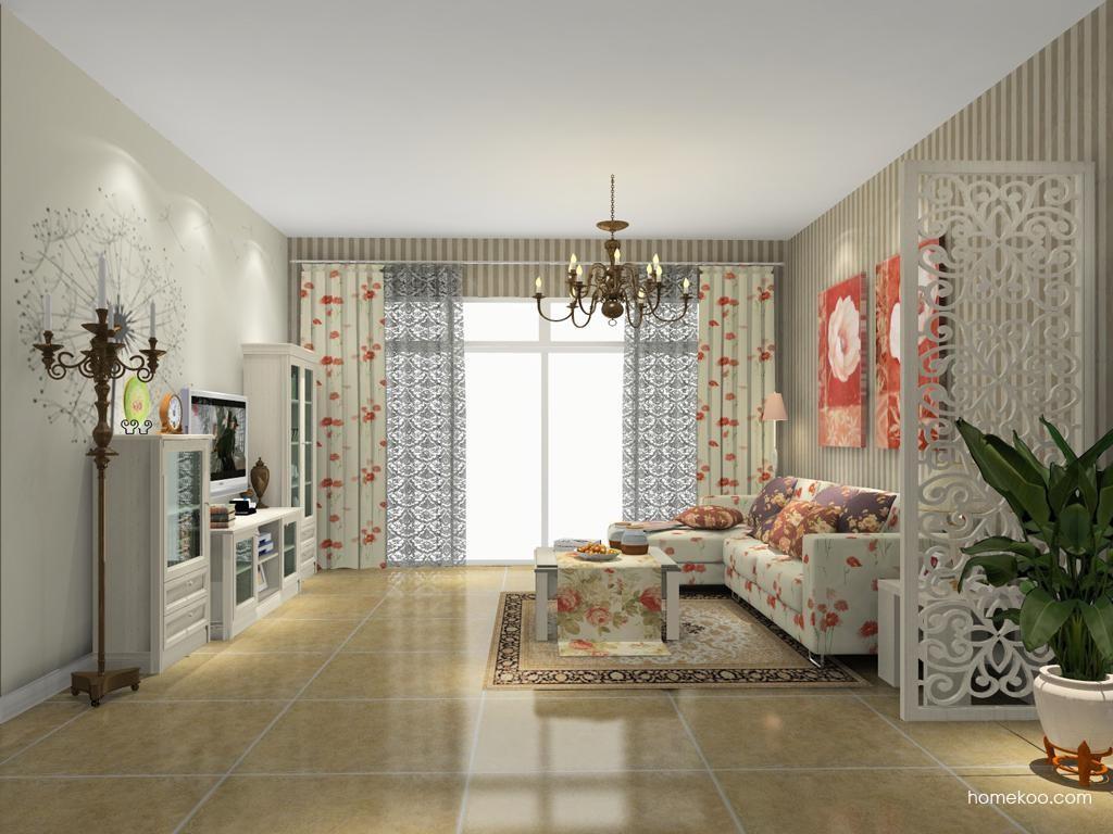 英伦印象客厅家具D8963