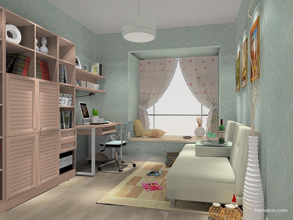 北欧阳光书房家具C10600