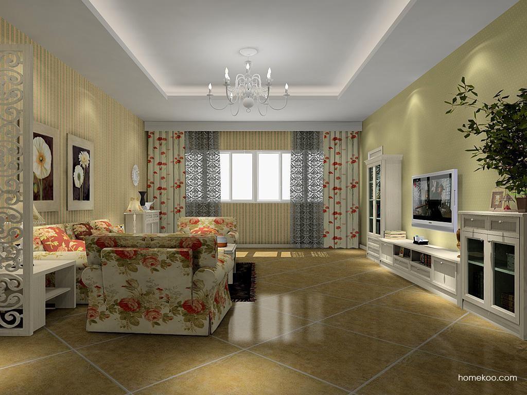 英伦印象客厅家具D8979
